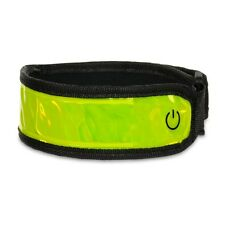 Safety Flashing Led Arm Band Light Up for Cycling Jogging Running Hiking Sport