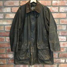 Vintage Barbour Border wax jacket size 42