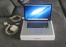 Apple MacBook Pro Retina 2012 15.4 inch i7 2.3Ghz Quad 8GB 256GB A1398