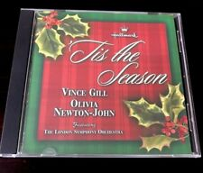 VInce Gill Olivia Newton John 'Tis The Season Christmas CD London Symphony Orch