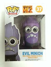 Ornements, figurines Minion Evil/Violet Figure/Modèle Métal Art Productions sculpture