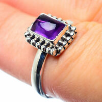 Amethyst 925 Sterling Silver Ring Size 7 Ana Co Jewelry R26022F