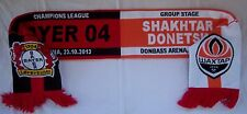 Orig.Schal   Champions League  2013/14  BAYER LEVERKUSEN - SHAKHTAR DONETSK  !!