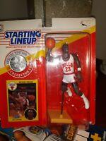 1991 michael jordan starting lineup