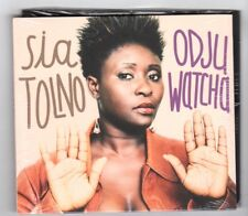 (HY588) Sia Tolno, Odju Watcha - 2011 sealed CD
