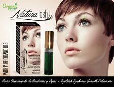 Castor Oil Pure Organic and Herbal Extracts Natura Lash Eyelash Growth Enhancer