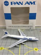 "Rare Aeroclassics 1:400 Pan Am Boeing 747-100 N748Pa ""Clipper Crest of the Wave"""