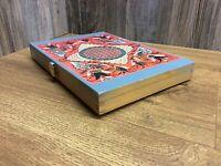 Vintage Wood Trinket Box Or Storage Case Finger Joints And Latch K2