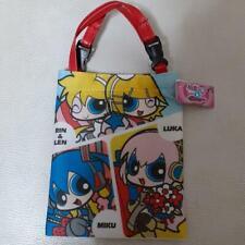 Japanese Vocaloid Hatsune Miku POWER PUFF GIRLS Collaboration smartphone bag