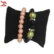 10pcs Holder Bracelet Bangle Pillow Fabric Watch Display Stand Jewelry Display