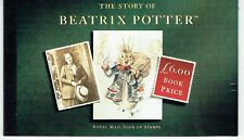 1993 Beatrix Potter £6 Prestige Booklet