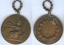Médaille de prix - SEINE et OISE 1908 société d'encouragement à l'instruction