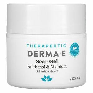 Derma E Scar Gel 2 oz 56 g Cruelty-Free, Gluten-Free, No Artificial Colors,