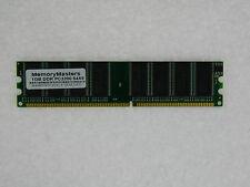 1GB DDR MEMORY RAM PC3200 NON-ECC DIMM 184-PIN 400MHZ