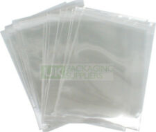 More details for clear plastic polythene poly mailing bags 9x12 postage pouches choose your qty