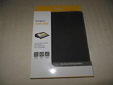 Targus Slim Case I Pad 3 Gray NIB  THD00602