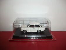 trabant 601 1980 auto plus autoplus scale 1/43 neuf