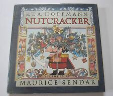 Nutcracker ~ E T A Hoffmann  Maurice Sendak ~ First British Edition
