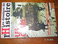 : Les Dossiers de l'Histoire n°76 LES CHARS Berry au Bac Sinaï Koursk Mai 1940