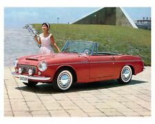 1962 Datsun Fairlady 1500 Roadster SPL310 Automobile Photo Poster zm2383