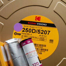 Kodak Vision 3 250D (5207) 120 Format Film