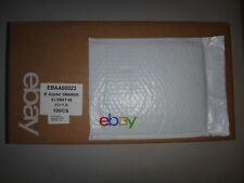 100 eBay Self-Seal Closure Air Jacket Envelopes + 100 Free Ebay Thank You Cards
