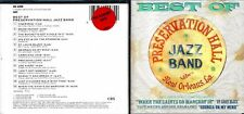 Preservation Hall Jazz Band cd album - The Best Of