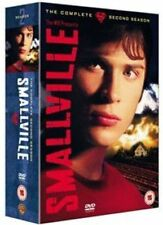 Smallville The Complete Second Season - DVD Region 2