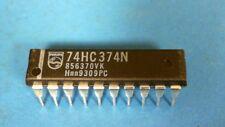 36-pcs of 74HC374N Flip Flop D-Type Bus Interface Pos-Edge 3-ST 1-Element 20-Pin