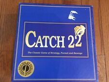 Catch 22 Strategy Board Game 2001 Game Development Inc. Never used Pieces sealed