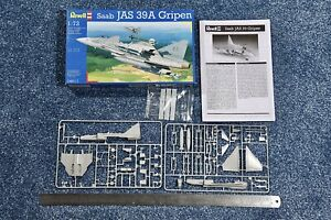 Revell 1:72 Saab JAS 39 A Gripen kit #04611 - No decals