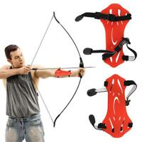 1 Pcs Archery Wrist Hunting Arm Guard Protective Gears for Recurve Shooting Bow