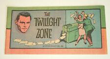 The Twilight Zone Cayuga Western Publishing #1 Mini Comic Book VF/NM 1977 Nice
