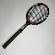 Donnay Original Rare Borg Pro 4 5/8 Grip Tennis Racquet  Vintage Collectible