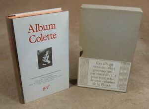 LA PLEIADE : ALBUM COLETTE / 1984