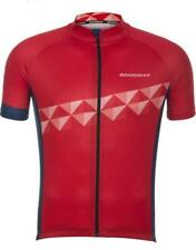 Boardman Mens Short Sleeve Cycling Jersey - Red Small