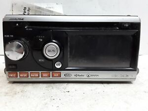 11 2011 Scion tC AM FM XM navigation CD radio receiver OEM PT545-00111 AXCL-W09U