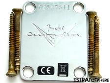 Fender USA Custom Shop 1959 Heavy Relic Stratocaster NECK PLATE Strat Ltd