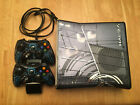 Microsoft Xbox 360 HALO 4 Limited Edition 320GB Blue Console with controllers