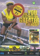 "Kingdom Under Fire Heroes ""Xbox"" 2005 Magazine Advert #4832"