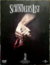 Steven Spielberg, Schindler's List - La lista di Schindler (2 DVD), 1993