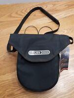 Ortleib Ultimate3 Waterproof Bicycle Handlebar Messenger Bag Germany Black NWT