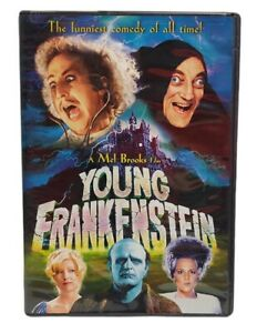 Young Frankenstein Gene Wilder DVD Free Tracked Post