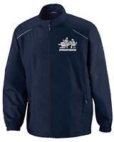 3 Percent Dental Embroidered Jacket