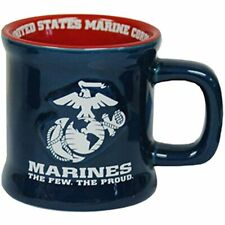 United States Marines Ceramic Relief Mug