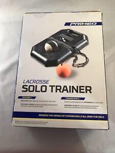 LaCrosse Solo Trainer Primed