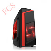 4ULTRA FAST Core i3 Gaming PC Tower WIFI & 8GB 1TB HDD Win 10 2GB 710 Graphics