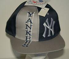Vtg 1990s NY New York Yankees & Logo Baseball  MLB D Pearson Cap Hat New NOS
