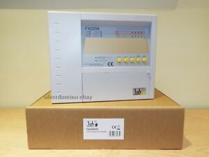 JSB 4 Zone Conventional Fire Alarm Panel FX2204CPD c/w battery