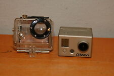 GoPro HD Hero With LCD Screen Battery and Housing